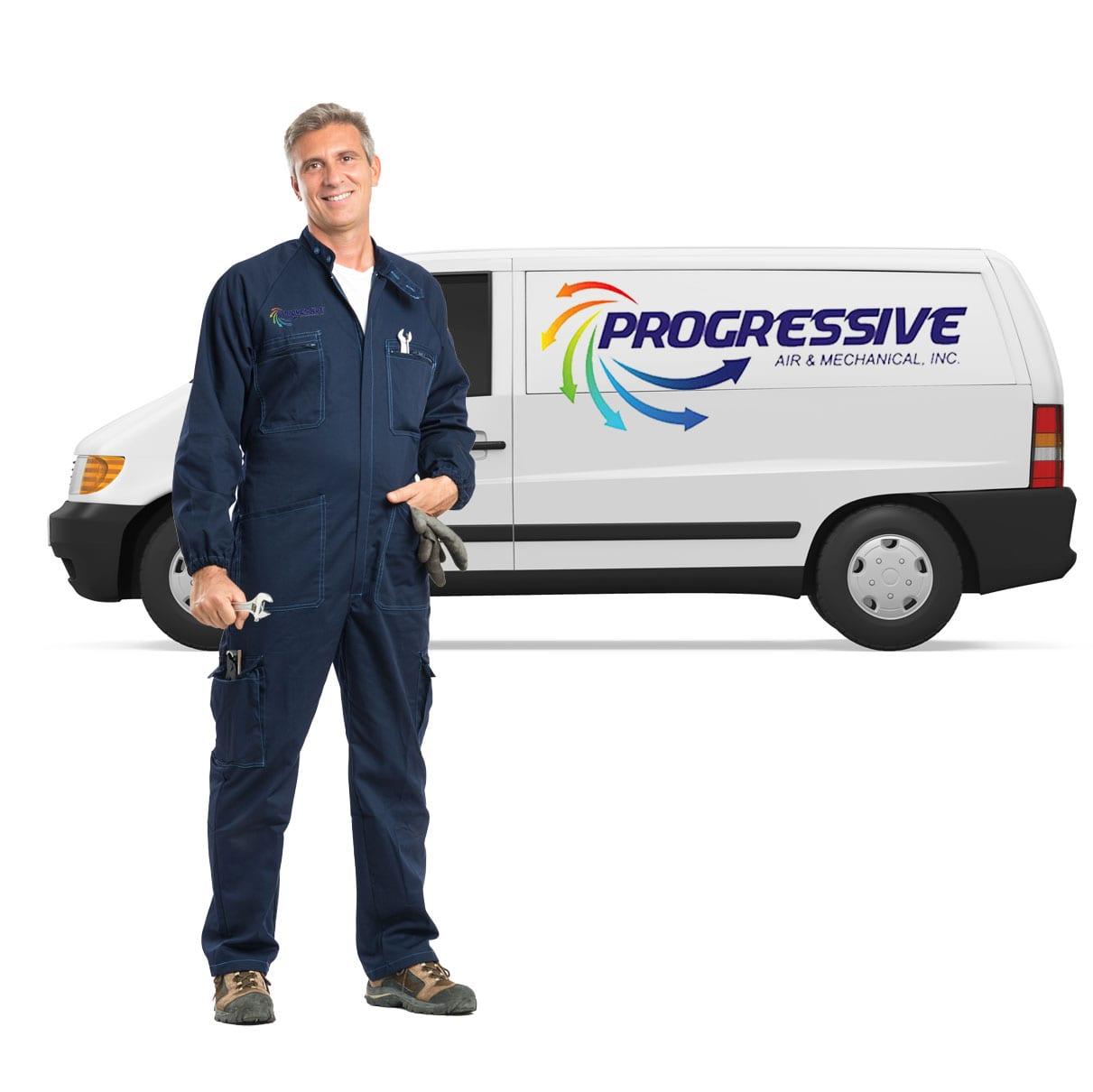 progressive-team-van